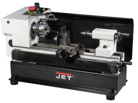 Настольные токарные станки JET