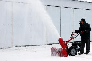 Снегоуборочные приставки